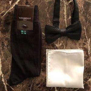 Tuxedo Accessories Set